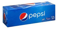 PEPSI, CANS 12CT
